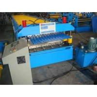 AC380 / 50 - 60Hz  Automatic Corrugated Sheet Roll Forming Machine for Colored Steel