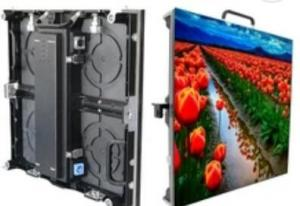 China Waterproof Outdoor Rental LED Display P4.81 Full Color LED Video Wall Screen on sale