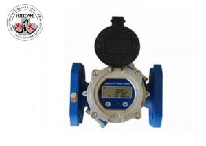 China Dual Channel Large Size Digital Water Meter for Irrigation and Industry Rangly on sale