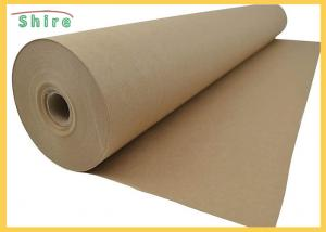 China Middle Adhesion 1220mm 45gsm Surface Protection Paper on sale