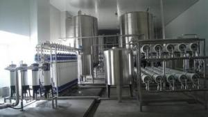 China Centrifual Decanter UV Emergency Water Purification Reducing Discharge on sale