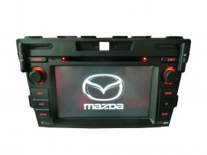 China 7 Inch TFT Display Mazda DVD GPS , Bose Car Audio / GPS / Smart TV / Mp4 Player  For MAZDA CX-7 ST-7523 on sale