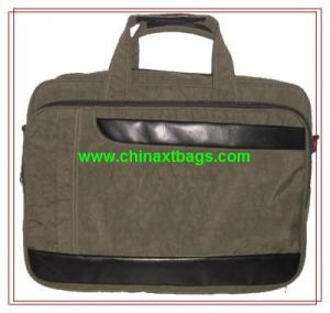 China Washed laptop carrying bag, model CP-584 on sale