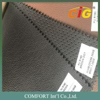 Waterproof Plain and Punch PU Synthetic Leather 450GSM - 500GSM 140CM