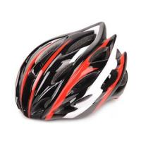 Multi - Color EPS Material Sport Bike Helmets With 31 Air Cooling Vents
