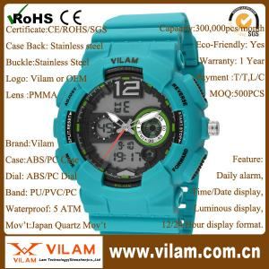 China analog digital watch on sale