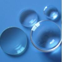 Bi-convex spherical lens