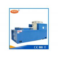 Blue Lab Test Equipment , Horizontal High Frequency Vibration Tester