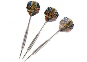 Quality 22.0g 24.0g 26.0g Steel Tip Tungsten Dart Barrels With Aluminium shafts and for sale