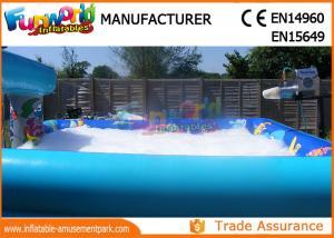 China Water - Proof Inflatable Foam Dance Pit For School / Amusement Park /  Public on sale