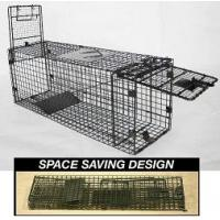 China Folding Live Trap Cage with Release Door on sale