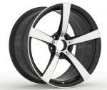 Las ruedas Monoblock de encargo del rayo BA40 cinco forjaron las ruedas para las ruedas de Chevrolet