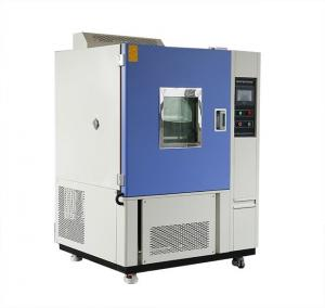 China 1000pphm Ozone Resistance Test Chamber Accelerated Weathering Chamber For Rubber Cracking on sale