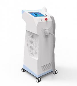 China 2018 hottest vertical type 808 diode laser module hair removal machine NBW-L131 for spa/clinic/salon use in big sale on sale