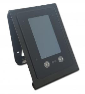 China Hot selling face recogition access& time and attendance reader with off-site attendance system on sale
