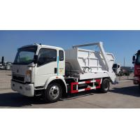 8 10 Ton Arm Swing Garbage Light Duty Commercial Trucks Mini City Rubbish