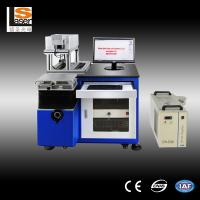 Electronic Products T - Shirt UV Laser Marking Machine Graphic Surface