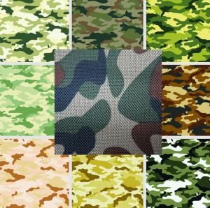China high quality oxford fabric /printing fabric /camouflage fabric on sale