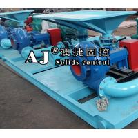 Professional drilling mud mixing pump in oilfield & jet mud mixer price & venturi hopper & mud mixer pump for drill well