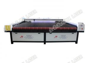 China JHX - 160300 S Flatbed Laser Cutting Machine For Fabric Awning Laser Cutter Tent on sale