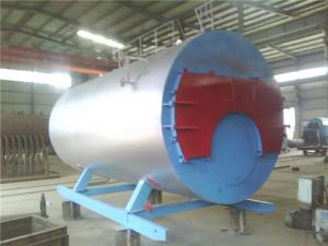 China Diesel Fired Steam Boilers on sale