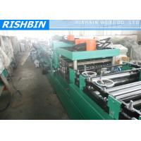 Hot Rolled Coils Adjustable C Purlin Roll Forming Machinery Gcr15 Quenched Roller