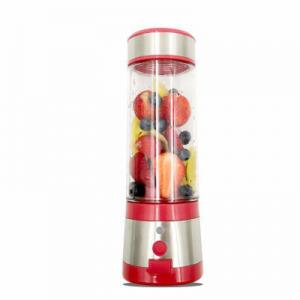 China Mini Vegetable Fruit Juicer , Rechargeable Portable Juicer For Travel on sale
