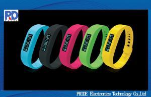China Bluetooth Smart Wrist Watch , Universal Sports / Sleeping Monitor Bracelet on sale