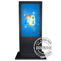 42 Inch Touch Screen Kiosk All-in-one PC with Intel NM10 Express Chipset