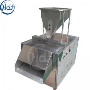 China 304 Stainless Steel Nut Processing Machine Automatic Cashew Nut Slicer on sale