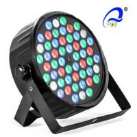 China 54X3W RGBW LED PAR 64 DMX 512 LED Stage Light for Disco Wedding and Party on sale