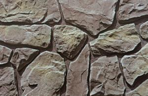 China Artificial Cultured Stone Cladding Panels Outside Wall With Cement Material on sale