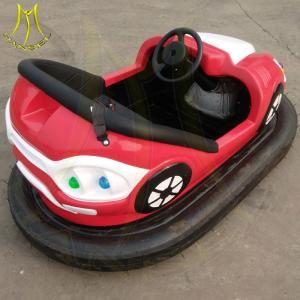 China Hansel amusement park game machine led amusement bumper car for sale on sale