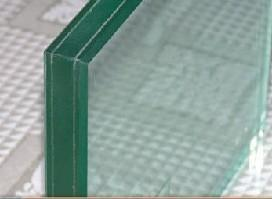Anti Explosion Bullet Proof Glass For Jewelry Shop, Clear