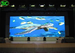 China SMD Super Thin P3 Indoor Rental LED Display Full Color Die Casting Aluminum on sale