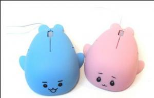 China 2.4G wireless mouse animal mouse on sale