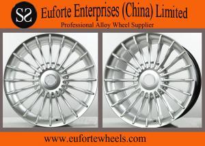 China 17  18  19  20 inch hyper silver replica car rims for 328I/ 335I/ 320I/ 730LI on sale