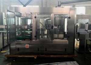 China セリウムの 2000 年の電気自動水差しの充填機- 30000b/h 容量 on sale