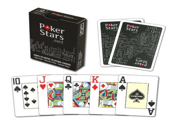 Poker shared cards