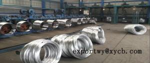 China Galvanized Steel Wire 2.2mm (FACTORY) on sale