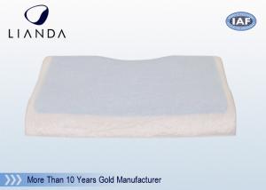 China Descanso do pescoço da espuma da memória da rainha, descanso elástico do contorno da espuma da memória da massagem on sale
