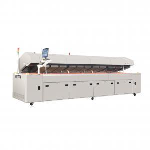 China large size reflow sldering machine/smt reflow oven ,pcb making machine on sale