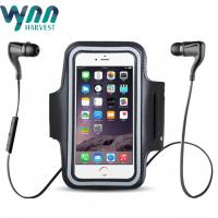 Outing Sports Arm Bag For Running, Jogging / Climbing Iphone 6 Plus Arm Sleeve