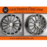 19inch Gun Metal Machine Face Mercedes Benz Wheel for S Series With Aluminum Alloy