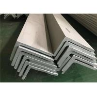 China Welded Stainless Steel Profiles Angle Bar 316 316L 150*150*5mm Hot Rolled Cold Rolled on sale