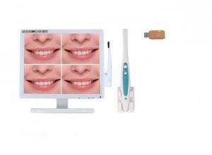 China Medical Set Oral Camera + Film Viewer Reader + USB Disk Set Option WIFI For Teeth Treatment Dental Chair Spare Parts CX- on sale