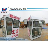 High Quality China Spare Parts for Tower Crane Enclosed Operator Cabin For Sale