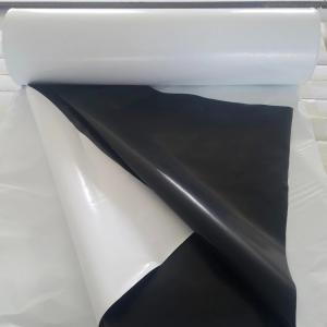 China 140mic 150mic 180mic 200mic 210mic 230mic 250mic White Black Silage Silo Film for grain storage on sale