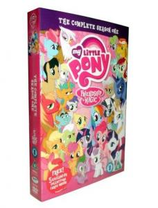 China Tvseries dvd boxset My little pony season 1 3dvds on sale