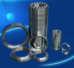 China Durable Mud Lubrication Downhole Motor Bearings ,Thrust Angular Contact Ball Bearings on sale